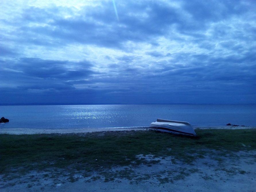 Почивка – синьо лято