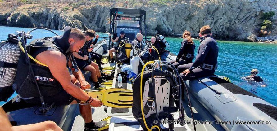 Гмуркане с акваланг